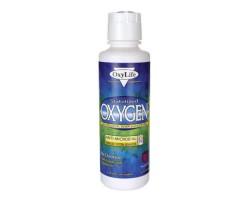 Стабилизированный кислород с коллоидным серебром и алоэ вера / Stabilized Oxygen with Colloidal Silver and Aloe Vera, OxyLife