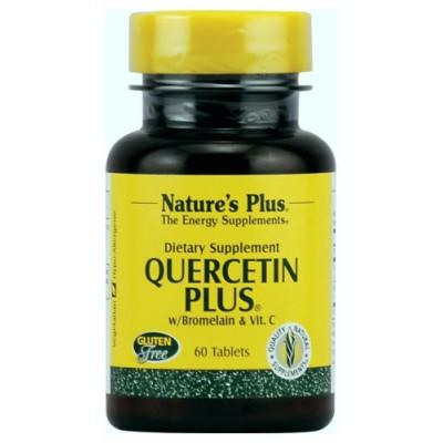 Кверцетин Плас с Бромелайном и витамином С / Quercetin Plus with Bromelain Vitamin C