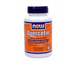 Кверцетин с Бромелайном / Quercetin with Bromelain, Now Foods