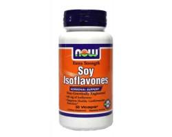 Изофлавоны Сои / Soy Isoflavones, Now Foods