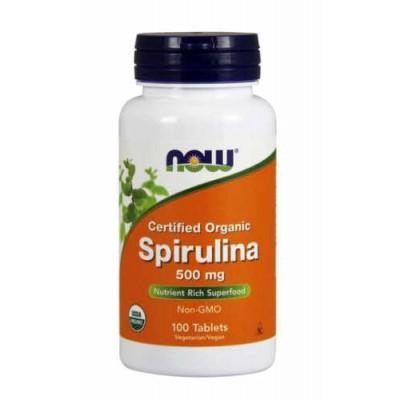 Спирулина / Spirulina 500 mg