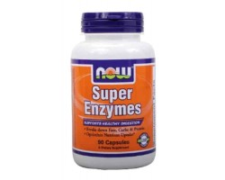 Супер Энзимы / Super Enzymes, Now Foods