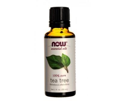 Масло Чайного дерева / Tea Tree Oil, Now