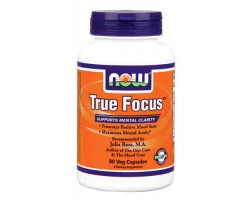 Тру Фокус / True Focus, Now Foods