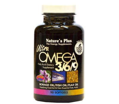 Ультра Омега 3/6/9 / Ultra Omega 3/6/9 Softgels