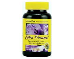Ультра Пренатал Комплекс / Ultra Prenatal Complex, 180 таблеток, Natures Plus