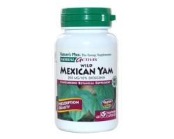 Вайлд Мексикан Ям / Wild Mexican Yam, Natures Plus